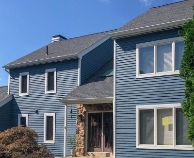 siding job in Coatsville, PA