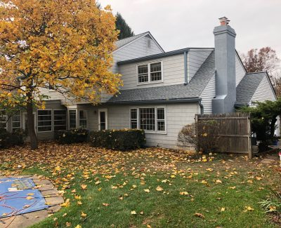 Shingle Roof Job in Ambler, PA