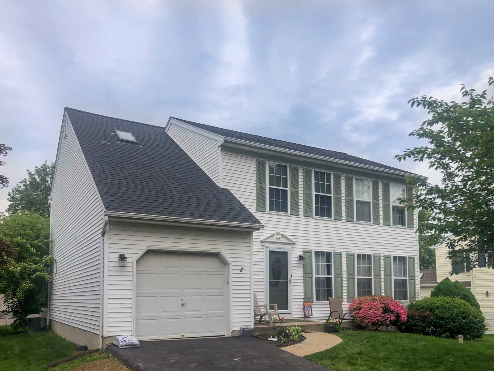 New siding in Royersford, PA