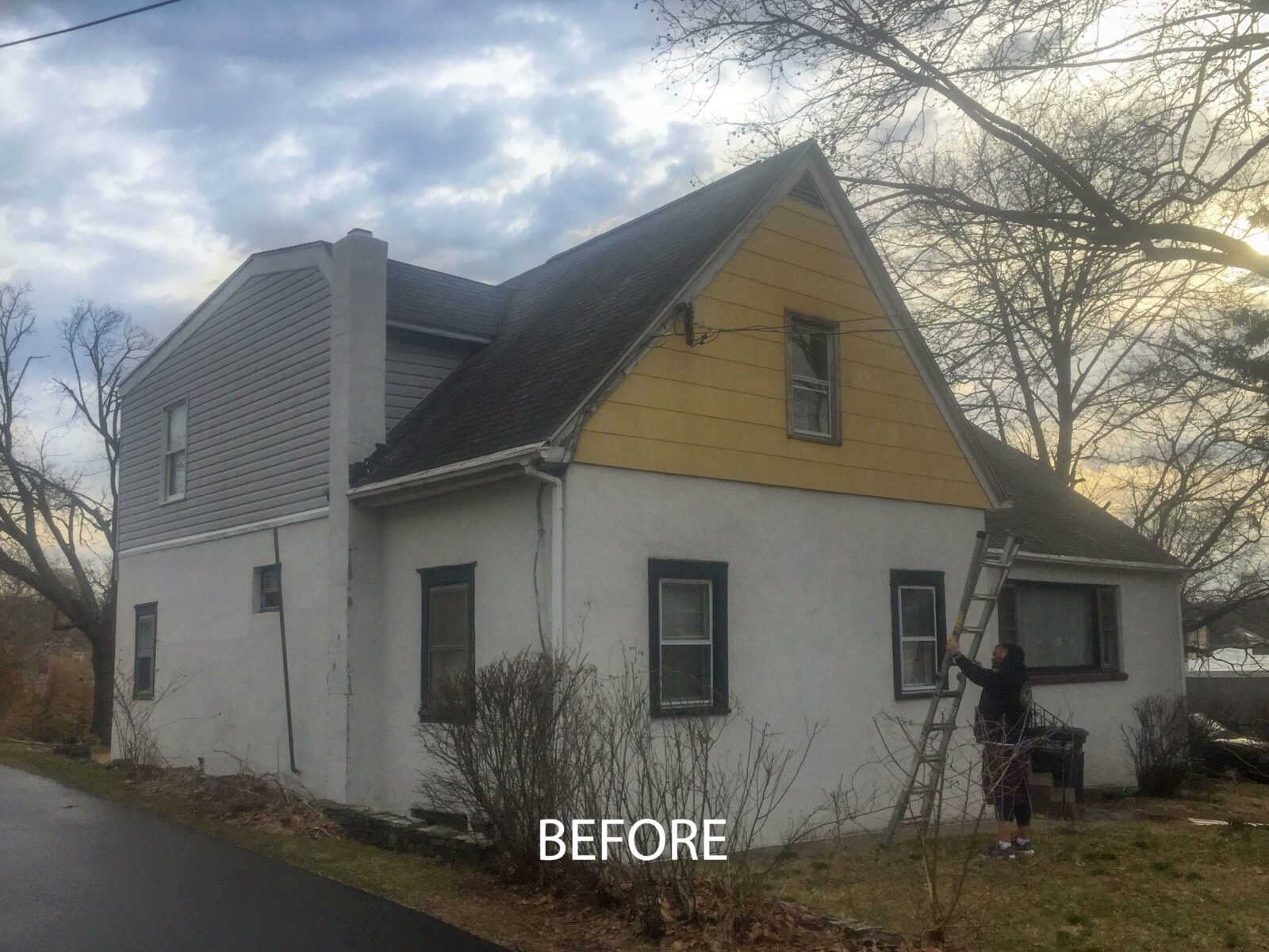 New siding job in Featersville, PA
