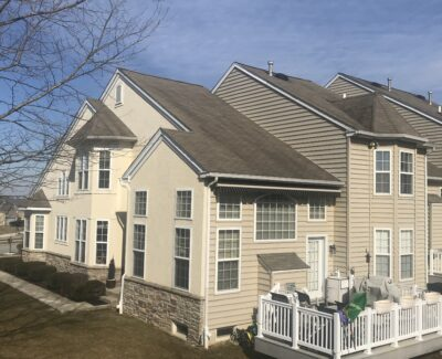 Vinyl Carolina Beaded siding replacement