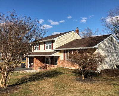 New Shingle Roofing in Wilmington, DE