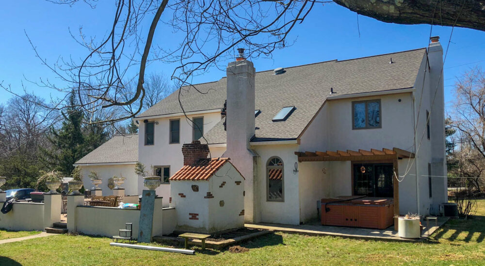 New Tan Asphalt Shingle Roofing in West Chester, PA