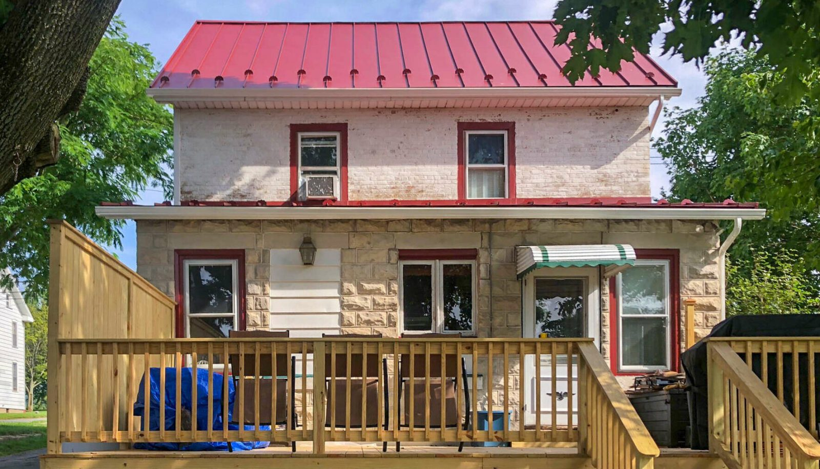 new metal roofing in Narvon, PA