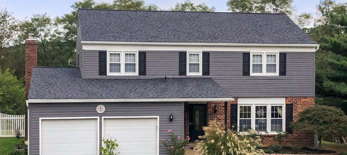 new shingle roof in Chester, PA