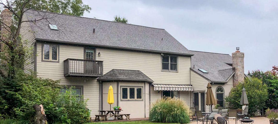 New shingle roofing in Mohnton, PA