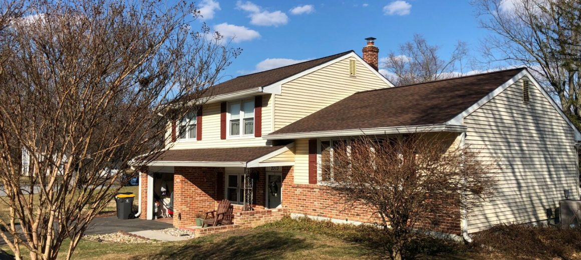 New Charcoal Shingle Roofing in Wilmington DE